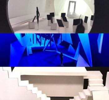 découverte de la scénographie workshop Montpellier DE1