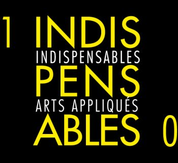 10 indispensables en art appliqué