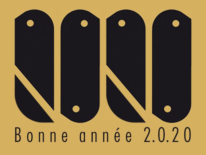 BONNE ANNÉE ET RÉSOLUTIONS 2020