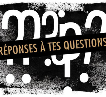 LES QUESTIONS QUE TU TE POSES à la RENTRée